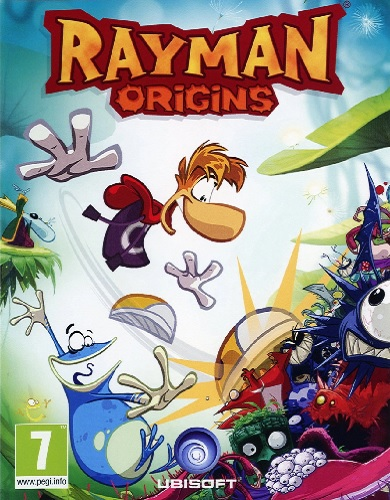 Descargar Rayman Origins por Torrent