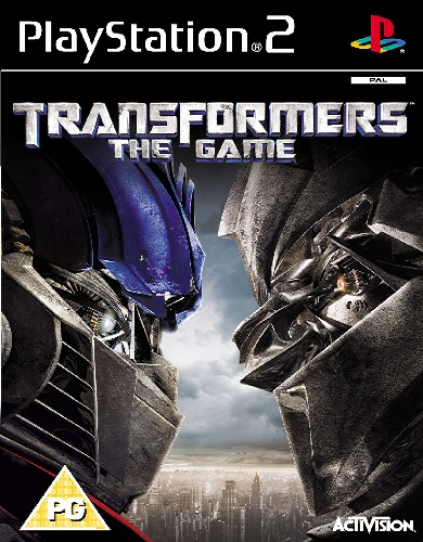 Descargar Transformers The Game por Torrent