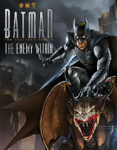 Descargar Batman: The Enemy Within Episodio 3 por Torrent