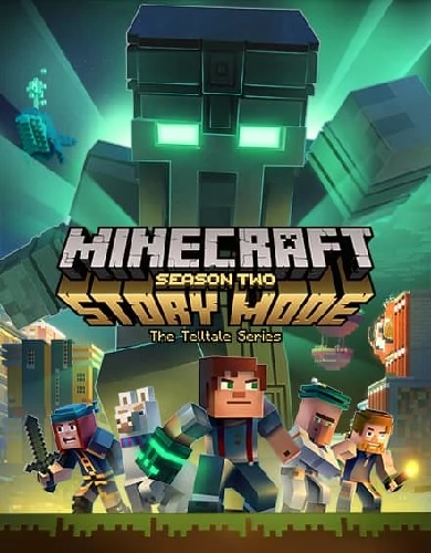 Descargar Minecraft Story Mode Season Two Episode 3 por Torrent