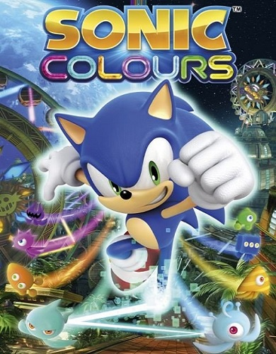 Descargar Sonic Colours por Torrent