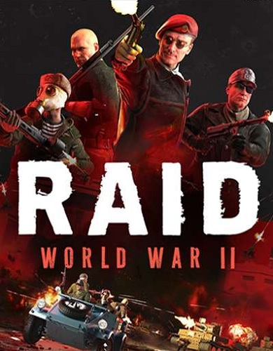 Descargar RAID: World War 2 por Torrent