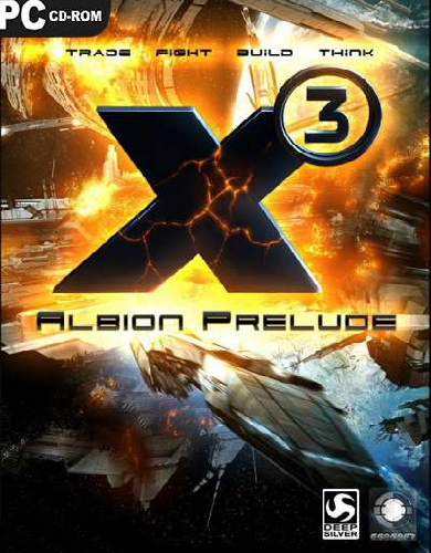 Descargar X3 Albion Prelude por Torrent