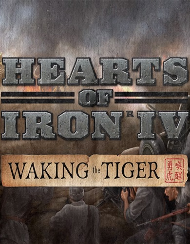 Descargar Hearts of Iron IV Waking the Tiger por Torrent