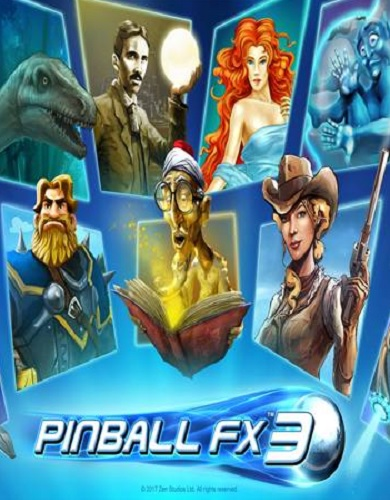 Descargar Pinball FX3 por Torrent