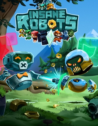 Descargar Insane Robots por Torrent