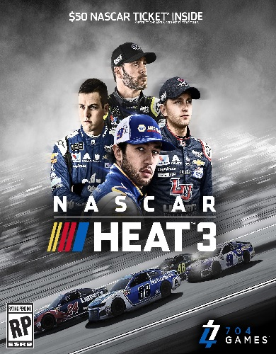Descargar NASCAR Heat 3 por Torrent