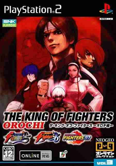 Descargar The King Of Fighters Orochi Collection por Torrent